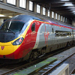 High Speed Book Signings With Virgin Trains