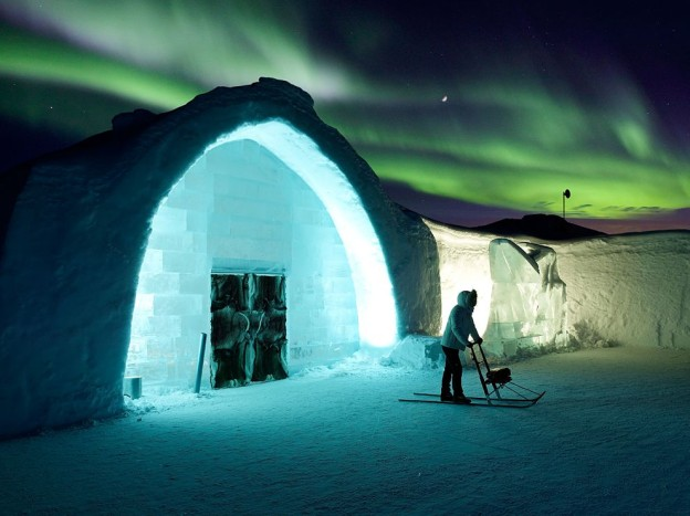 ice hotel lapland tripreporter. Black Bedroom Furniture Sets. Home Design Ideas