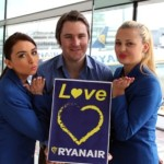 Ryanair offers wedding gift