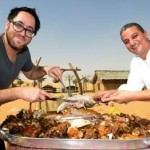 Roasted camel meat gets Michelin star treatment in Abu Dhabi