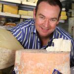 P&O Cruises gets cheesy with Charlie Turnbull