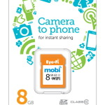 Eye-Fi Mobi wireless SD card