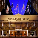 New Executive Lounge At Grosvenor House Hotel