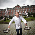 Chef Rui Paula at The Vidago Palace
