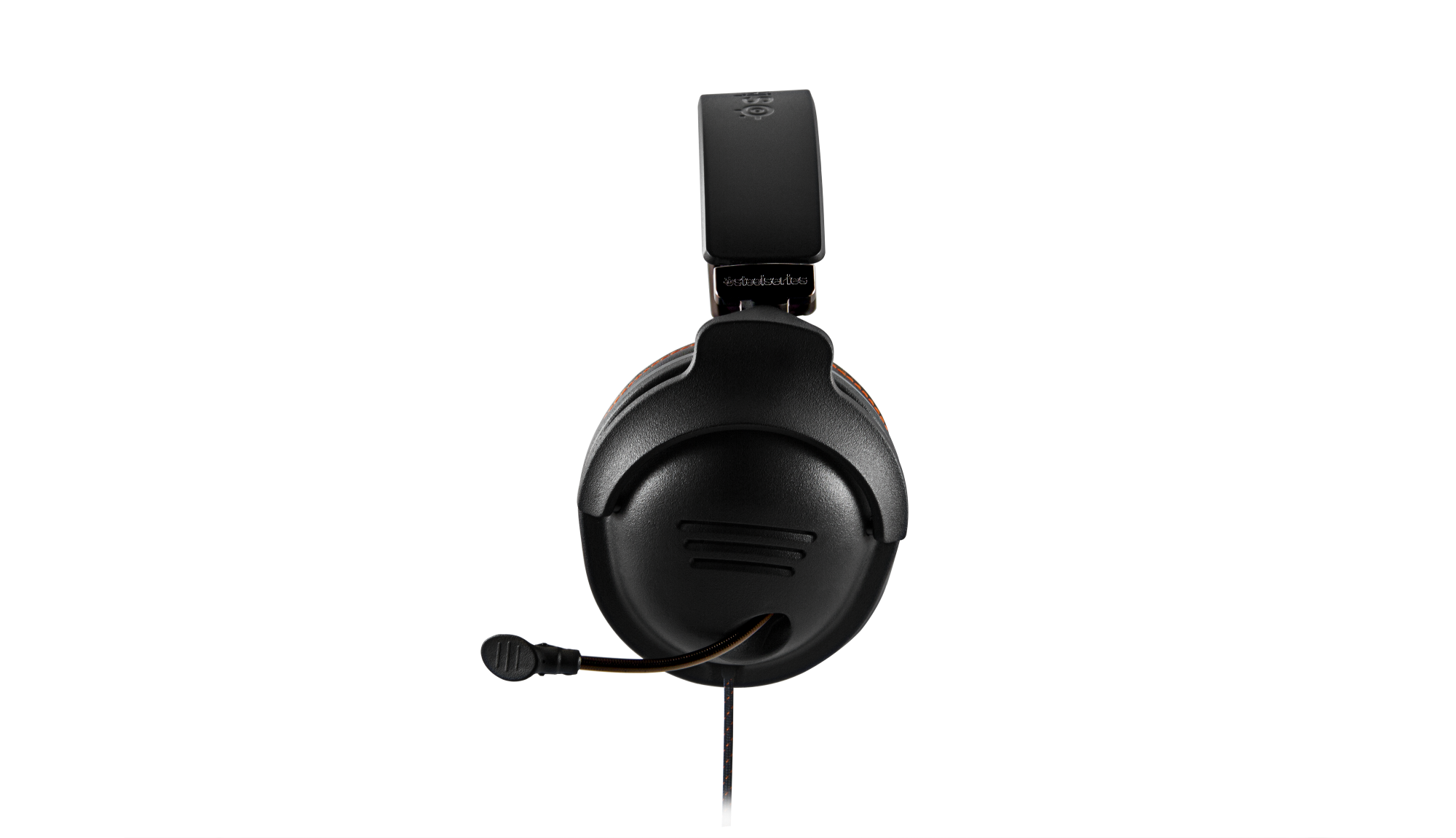 SteelSeries 9H Headset-leftside mic
