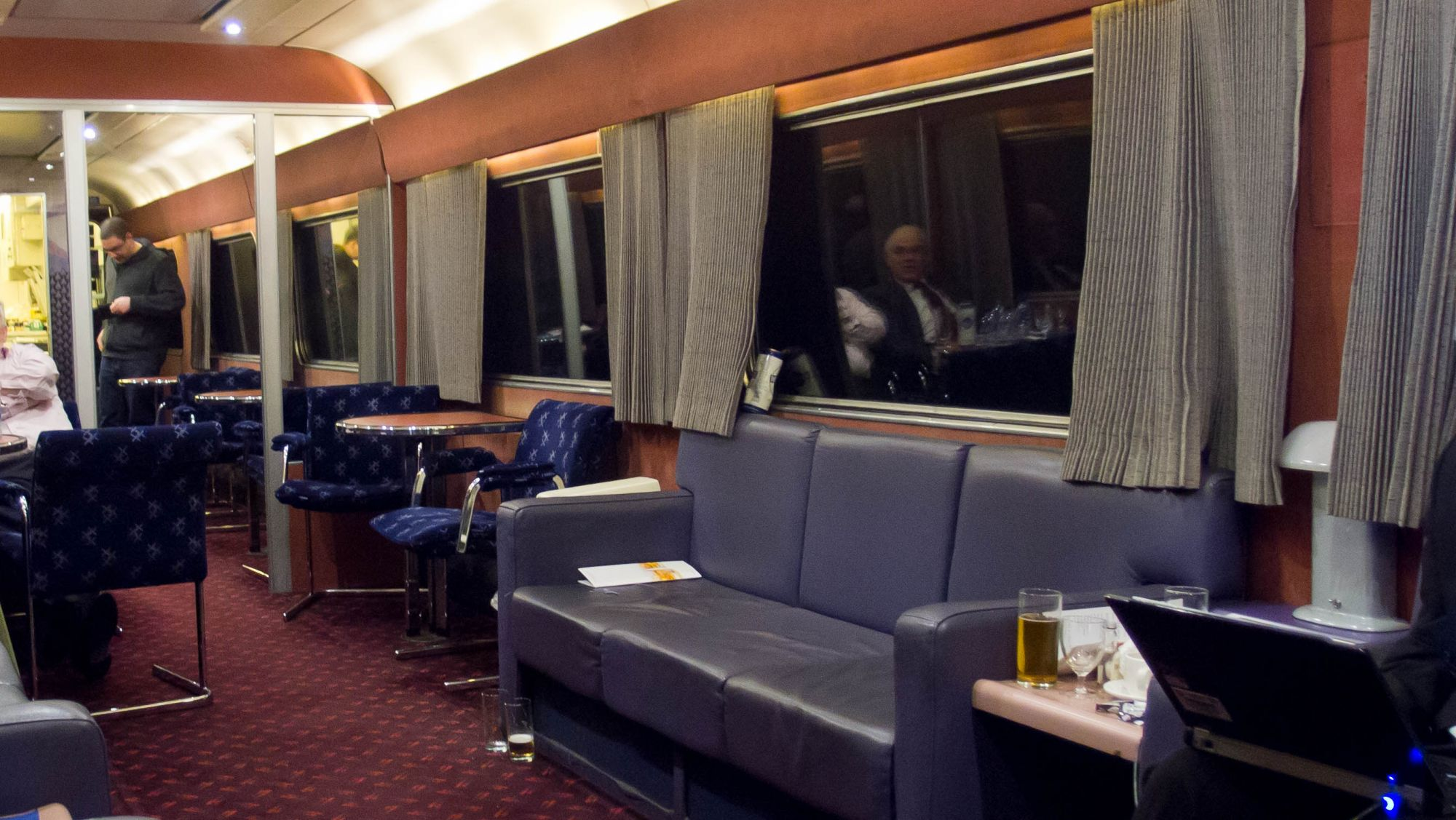 Caledonian Sleeper Review By Solange Berchemin Tripreporter