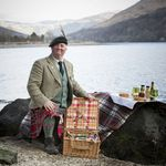 Scotland's First Picnic Butler