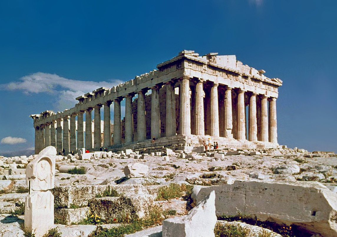 The_Parthenon_in_Athens