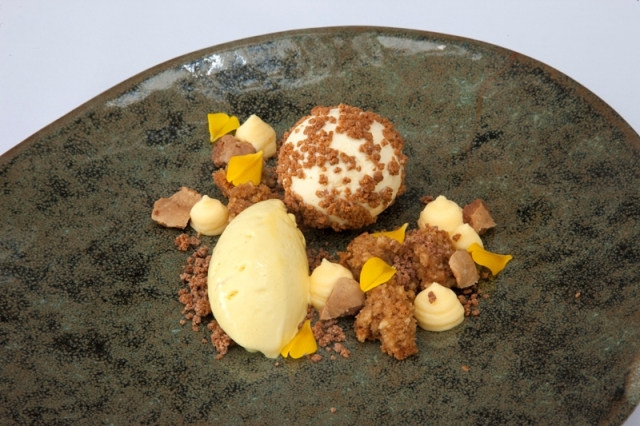 Gorse Ice Cream