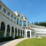 Powerscourt Hotel. County Wicklow