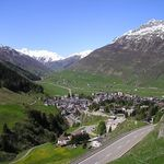 Andermatt. In the footsteps of James Bond