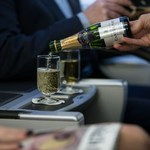 BA flying new champagne in Club Europe