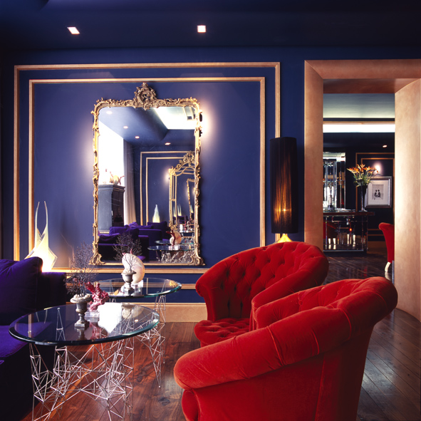 the g Hotel & Spa - Gentleman's Lounge