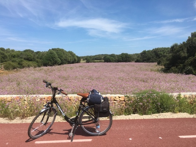 Menorca by bike