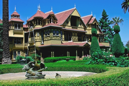 San Jose-Winchester Mystery House(smaller)