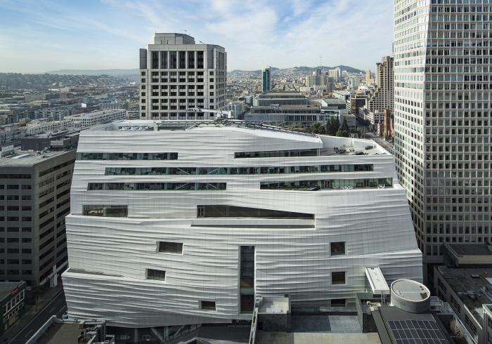 12-top-usa-art-museums-SFMOMA-San Francisco-credit-Henrik Kam and courtesy SFMOMA