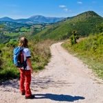 Walking the Way of St Francis