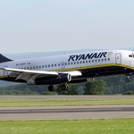 RyanAir cancels Ukraine services