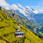 Hiking in the Jungfrau region