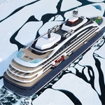 PONANT to build electric hybrid icebreaker