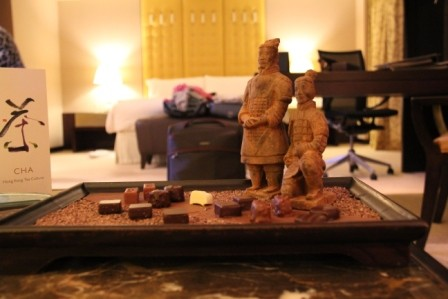 chocolate terracotta army