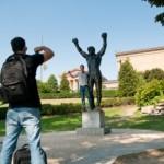 Philadelphia and Rocky