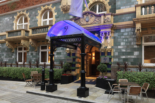 51 Buckingham Gate London Hotel Review By Andy Mossack