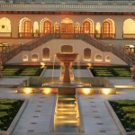 The Rambagh Palace, Jaipur