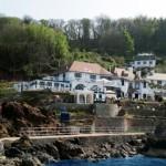 Cary Arms Hotel. Devon