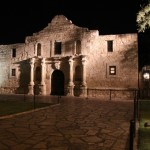 Ghostly goings on in San Antonio
