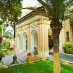 The Phoenicia Hotel. Valletta