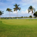 North Sound Golf Club. Grand Cayman