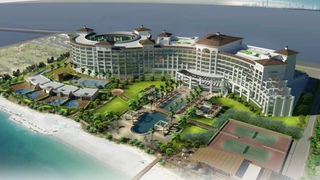 Waldorf Astoria Dubai Palm Jumeirah Tripreporter