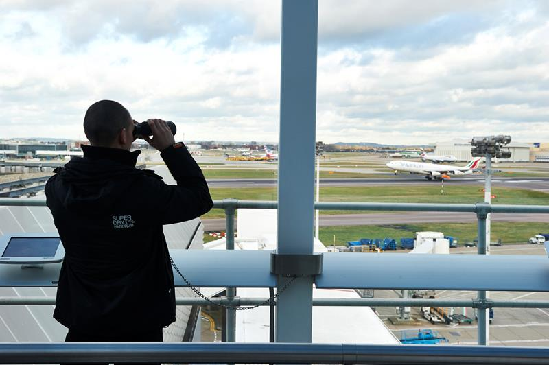 New Heathrow Viewing Platform Opens Tripreporter