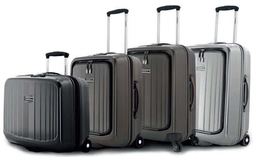 Samsonite ultimocabin review by andy mossack tripreporter for Samsonite cabin luggage