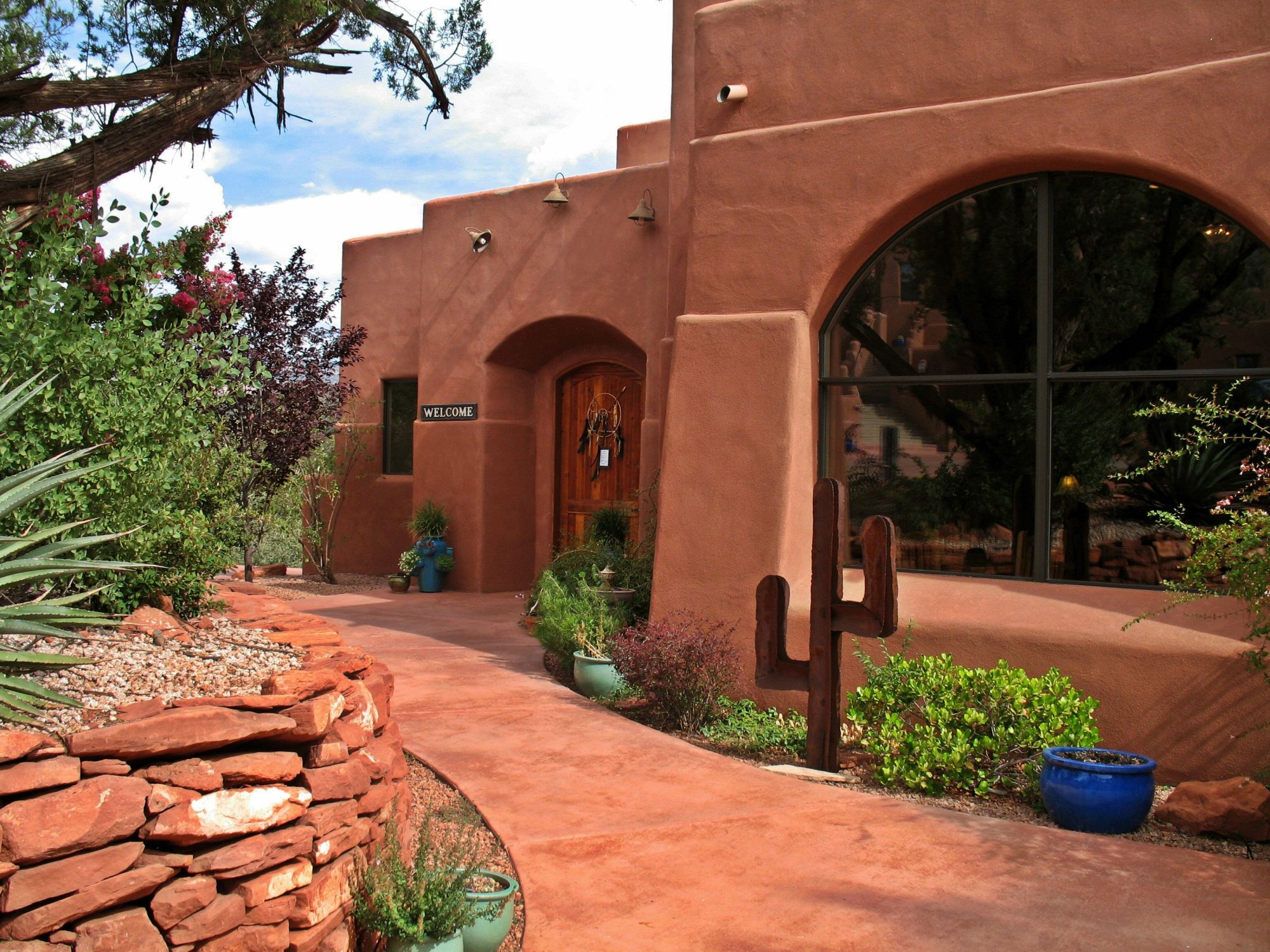 Lodge At Sedona Bed And Breakfast