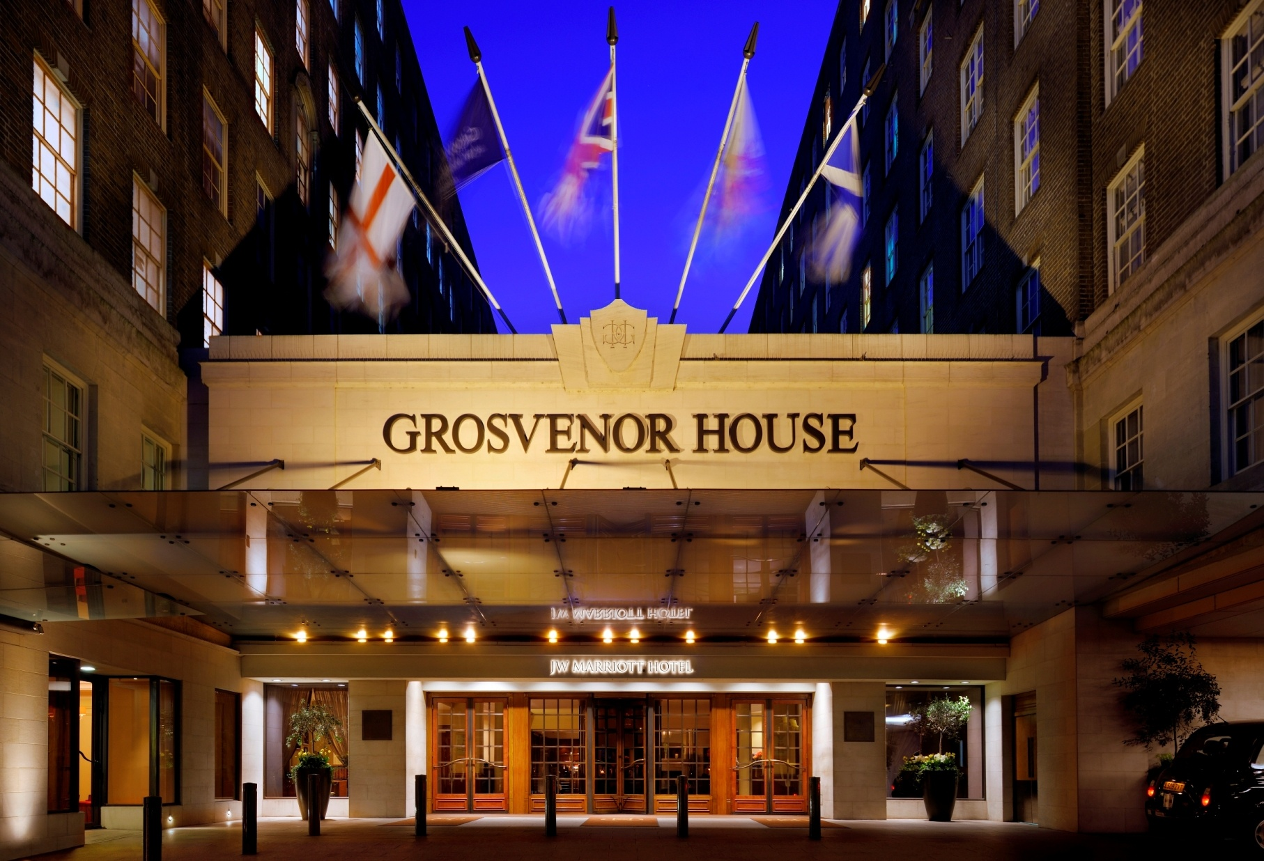 Grosvenor Hotel Hyde Park