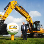 JCB golf course begins construction