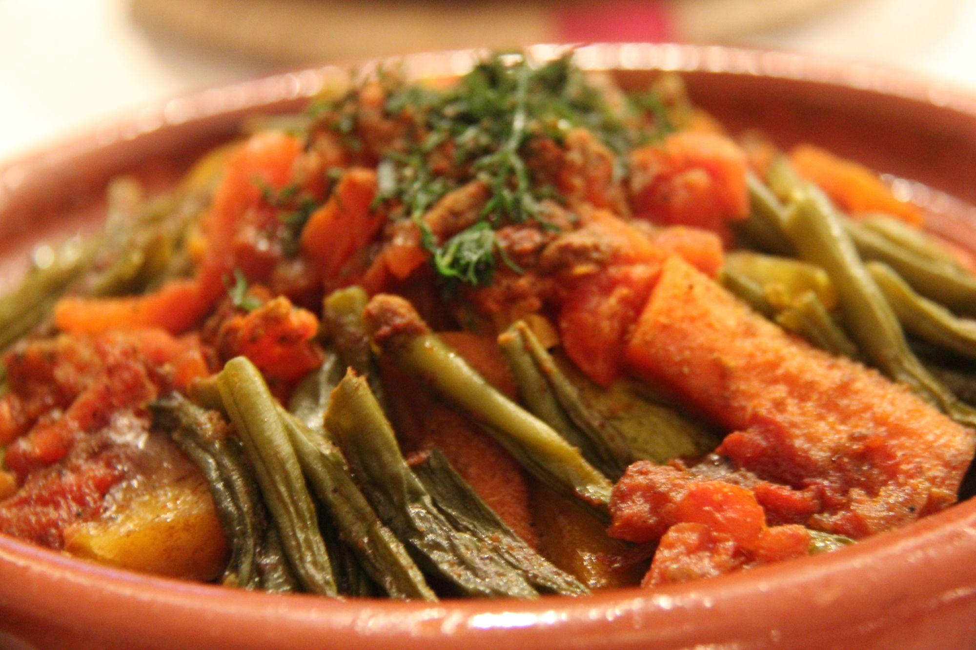Tagine dinner at Riad Star