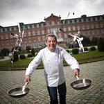 Chef Rui Paula at The Vidago Palace
