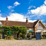 The Cherry Tree Inn at Stoke Row