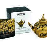 Newby Tea: Pyramid Power hits Waitrose