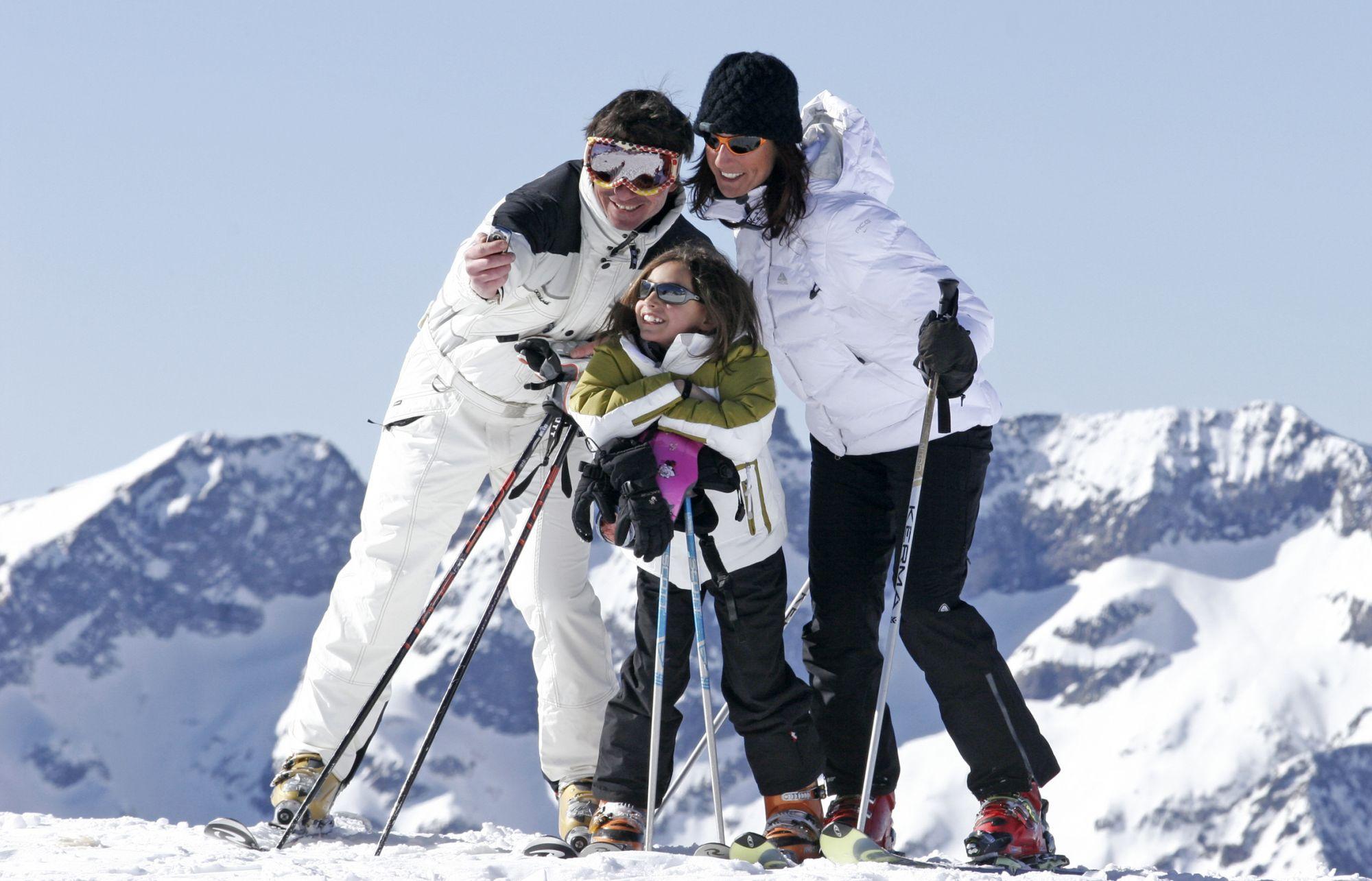 Famille - Bruno Longo - OT Les 2 Alpes