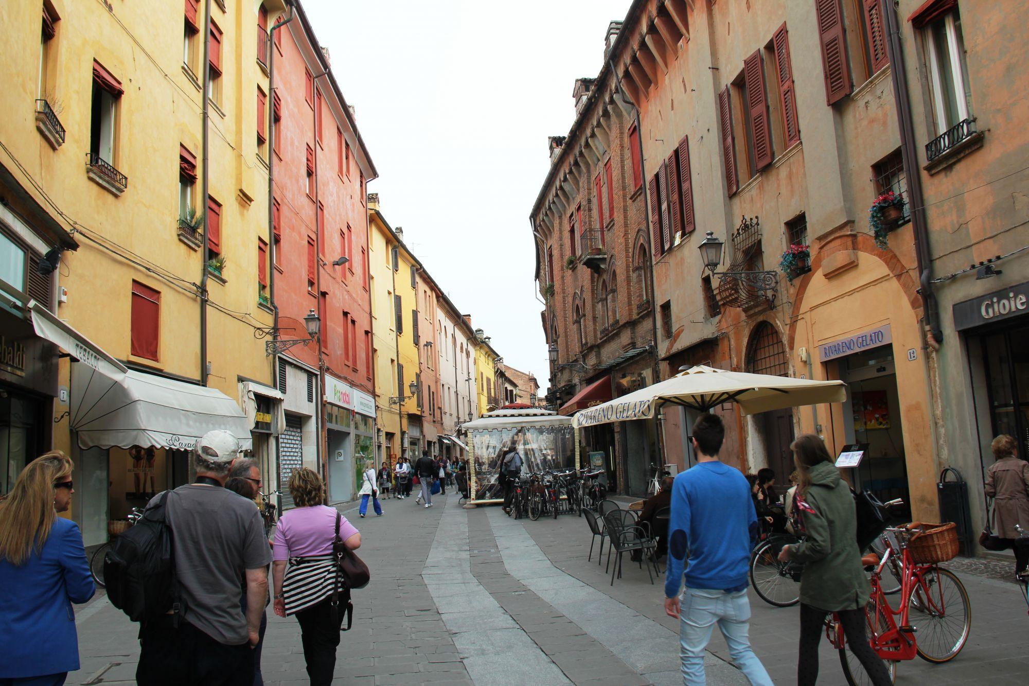 Ferrara and Bologna 124