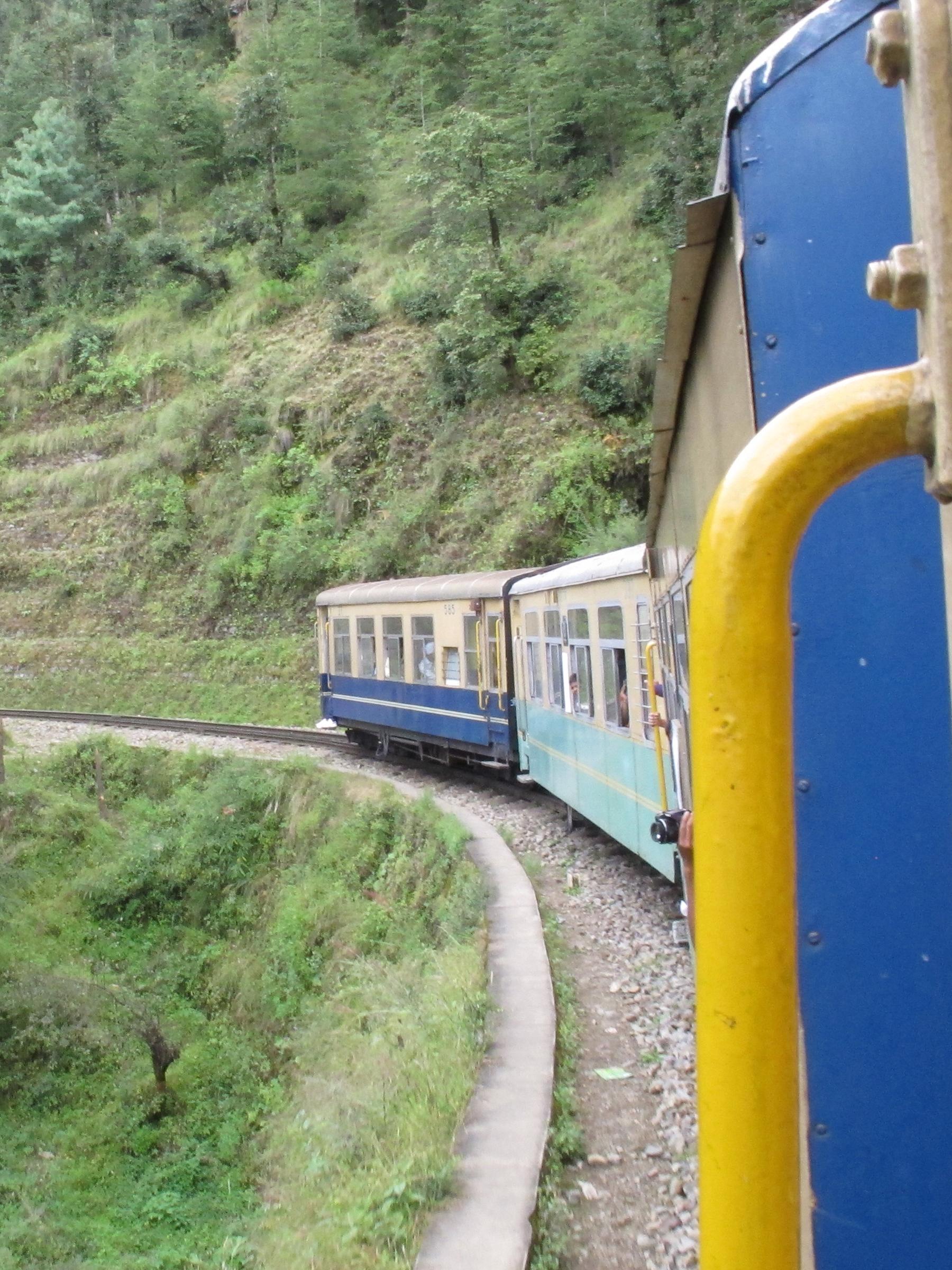 Kalka railway