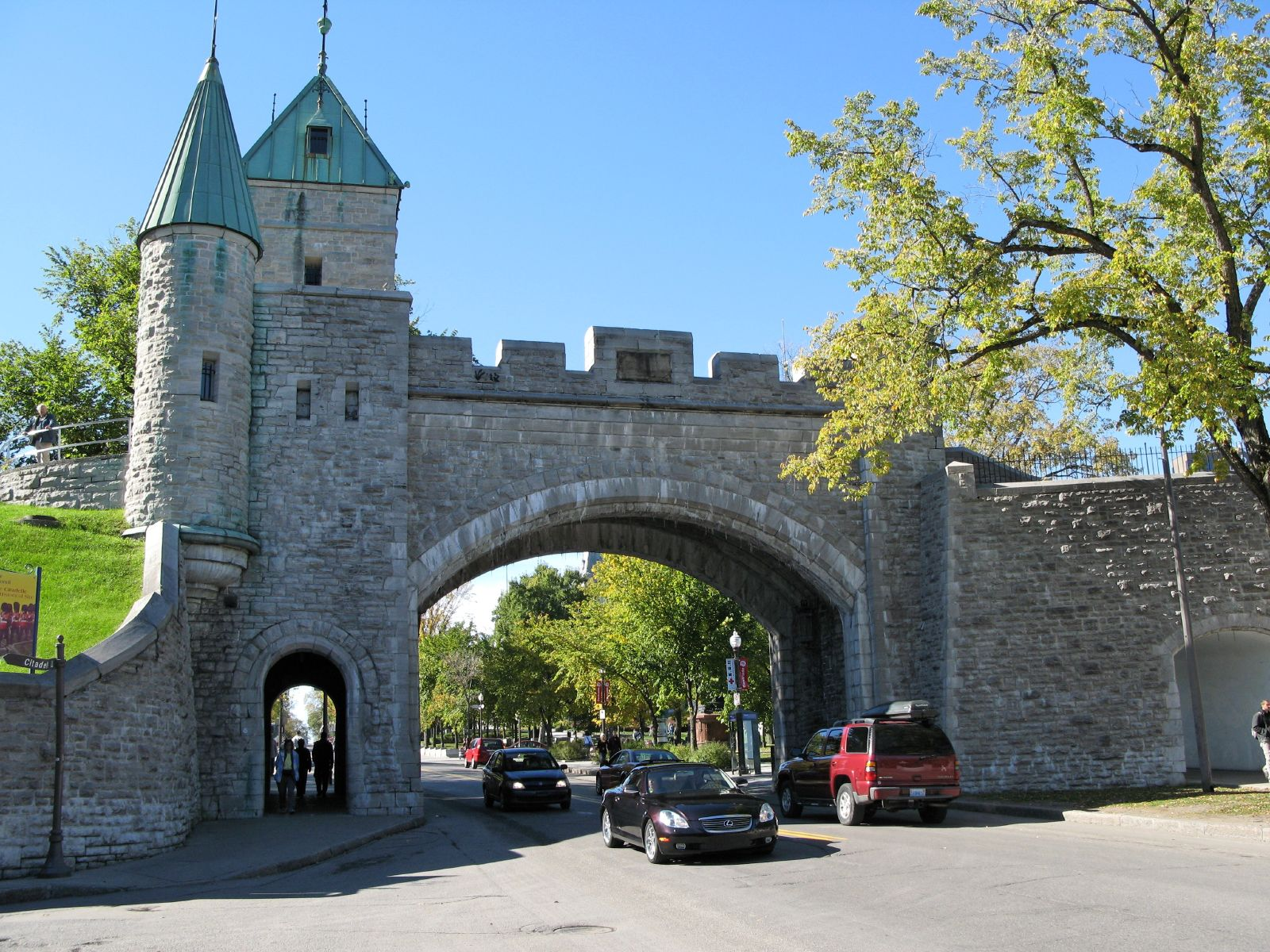 Quebec_City_Wall