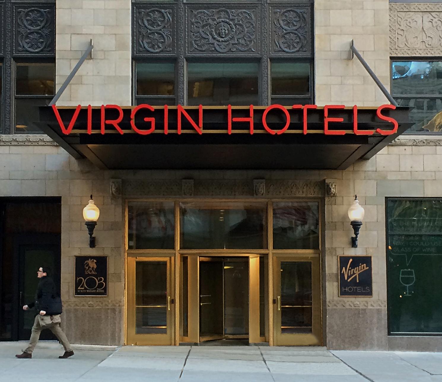 Virgin Hotels Chicago exterior