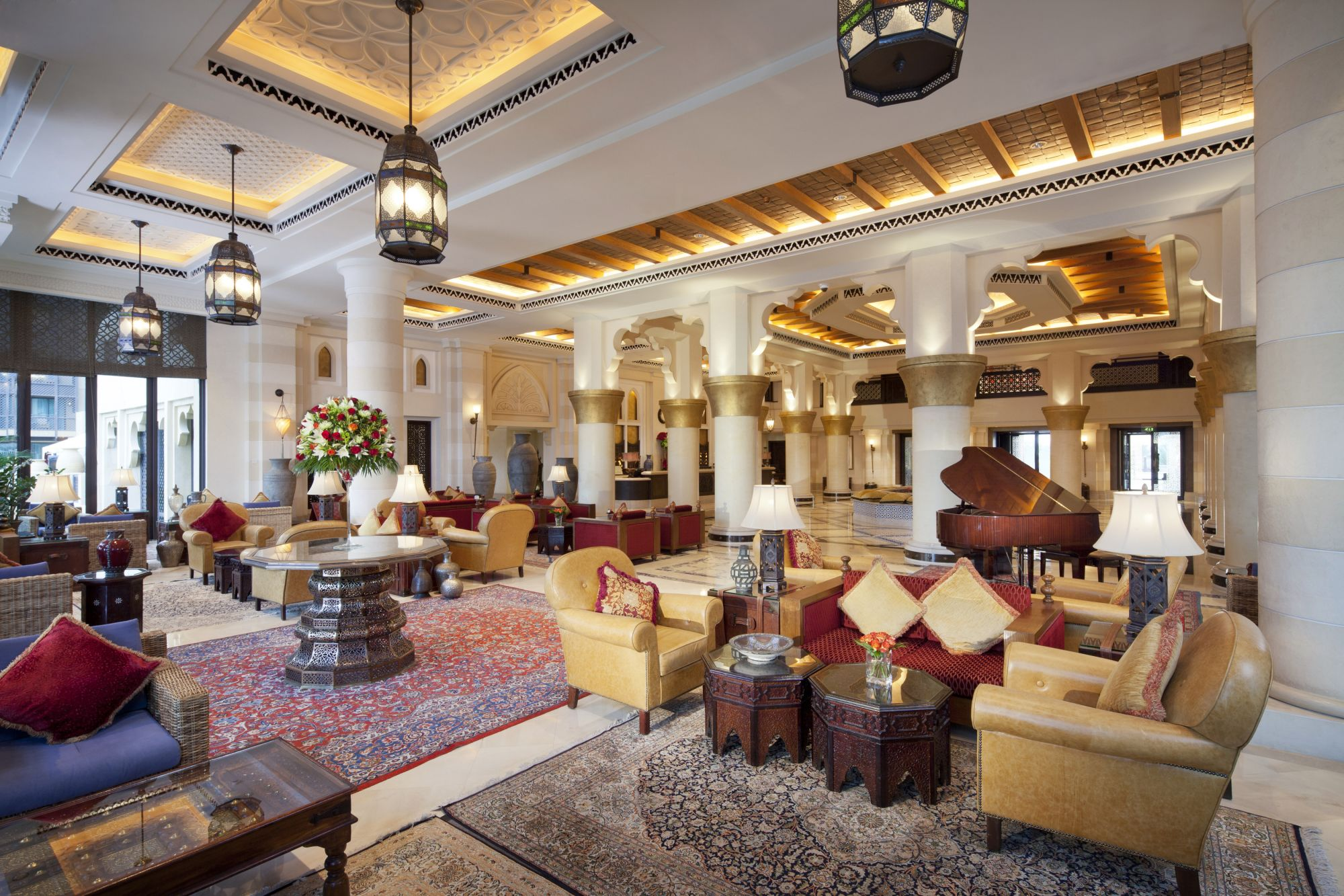 Al Samar Lounge - Mina A Salam