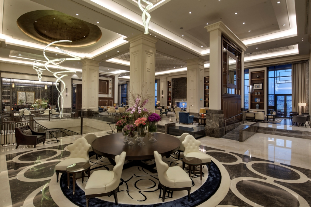 Hilton Istanbul Bomonti Lobby2