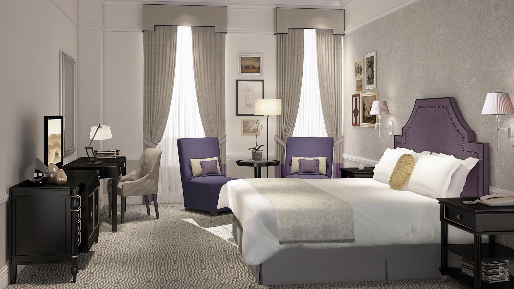 Rooms Review: Langham London New Regent Wing. TripReporter Preview